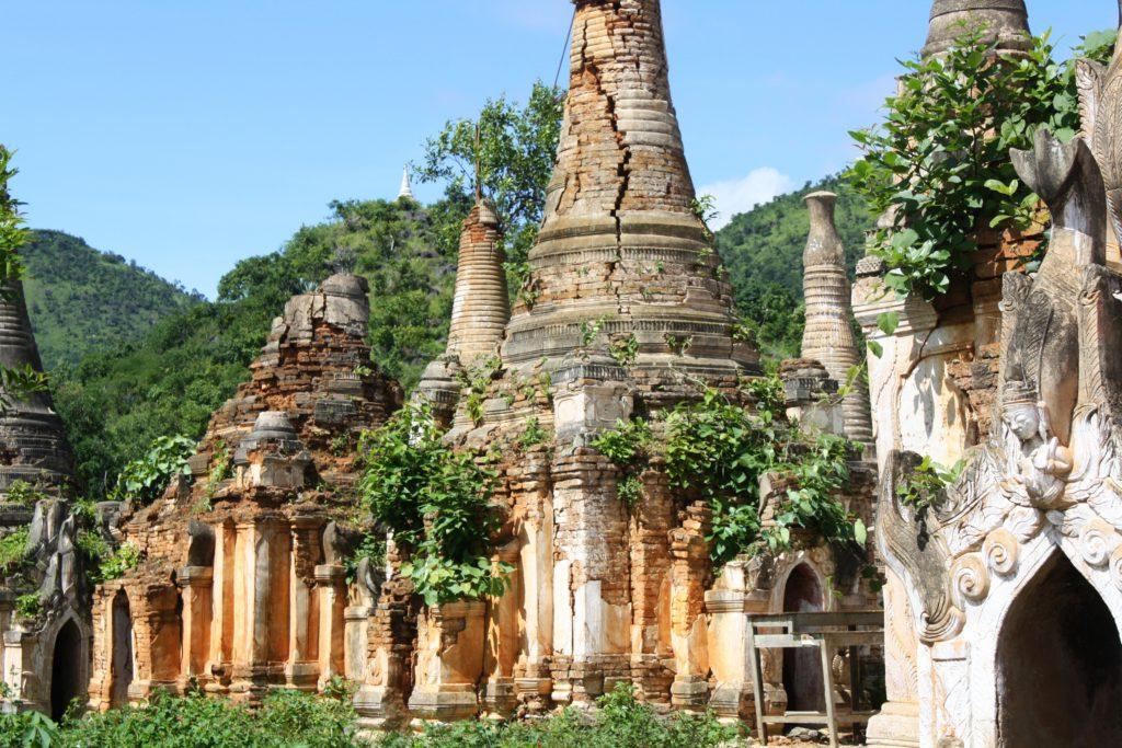 Tempelanlagen